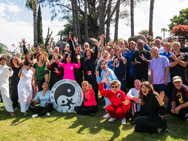 San Diego Tai Chi Summer Camp, June 28 - July 2, 2016
