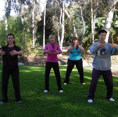 Qigong & Tai Chi Foundations For Health