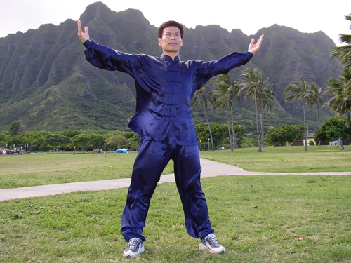 Qigong Essentials: Yi Jin Ching